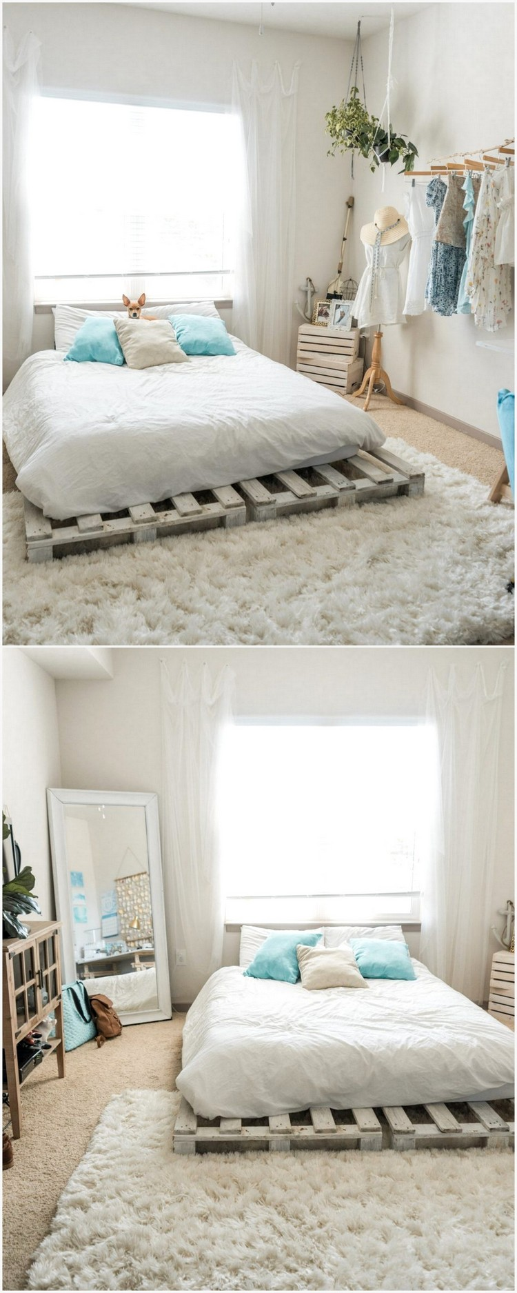 Gorgeous DIY bedroom Ideas - How To Make DIY Inspirations